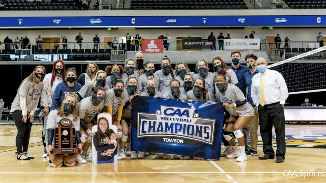 Full Results: CAA Volleyball Championship