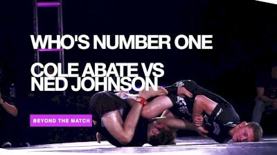 Beyond The Match: Cole Abate vs Ned Johnson