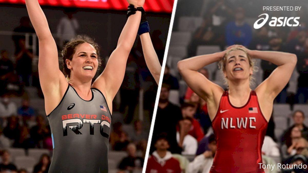Maroulis & Gray Return To The Games: Women's Olympic Team Trials Recap