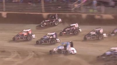 24/7 Replay: USAC Midgets at Kokomo 4/9/17