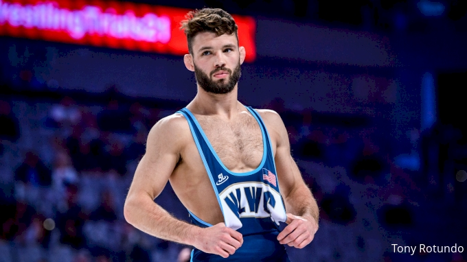picture of Thomas Gilman US Olympian 57kg