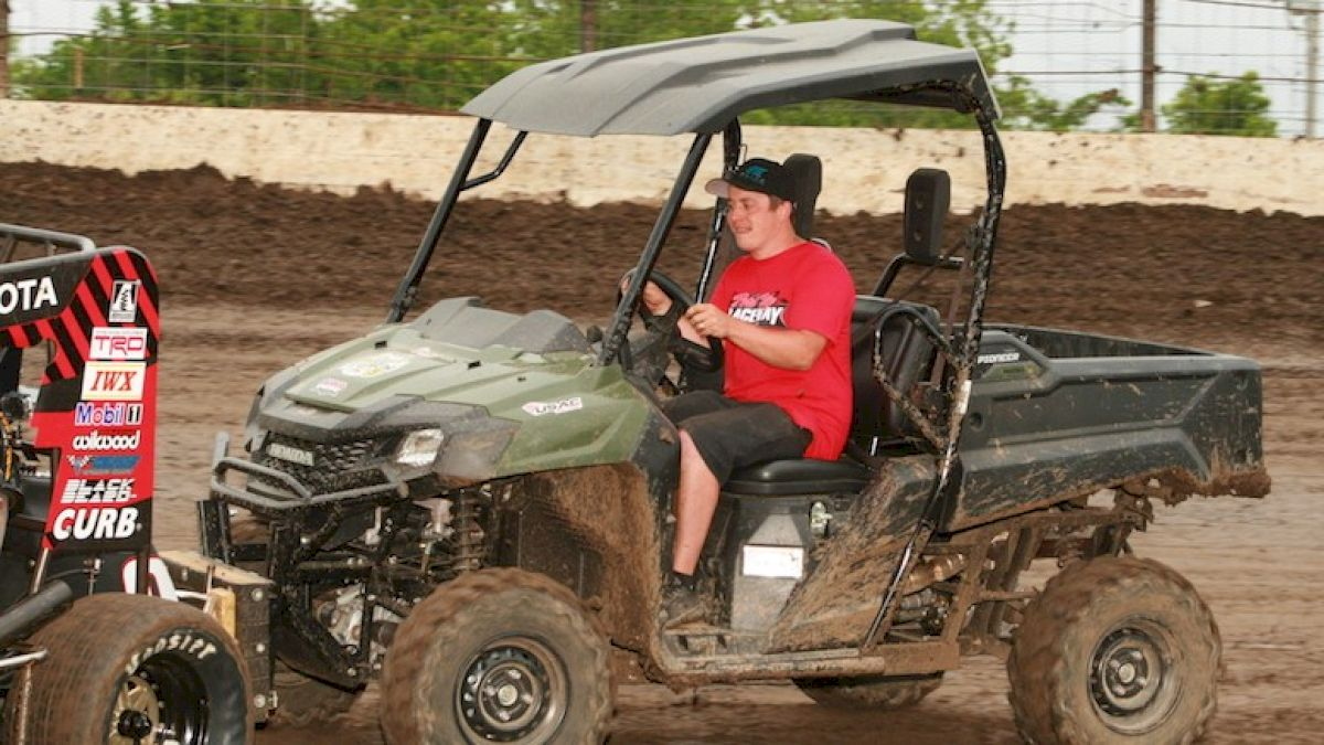 Bacon Among The USAC Stars To Promote Races