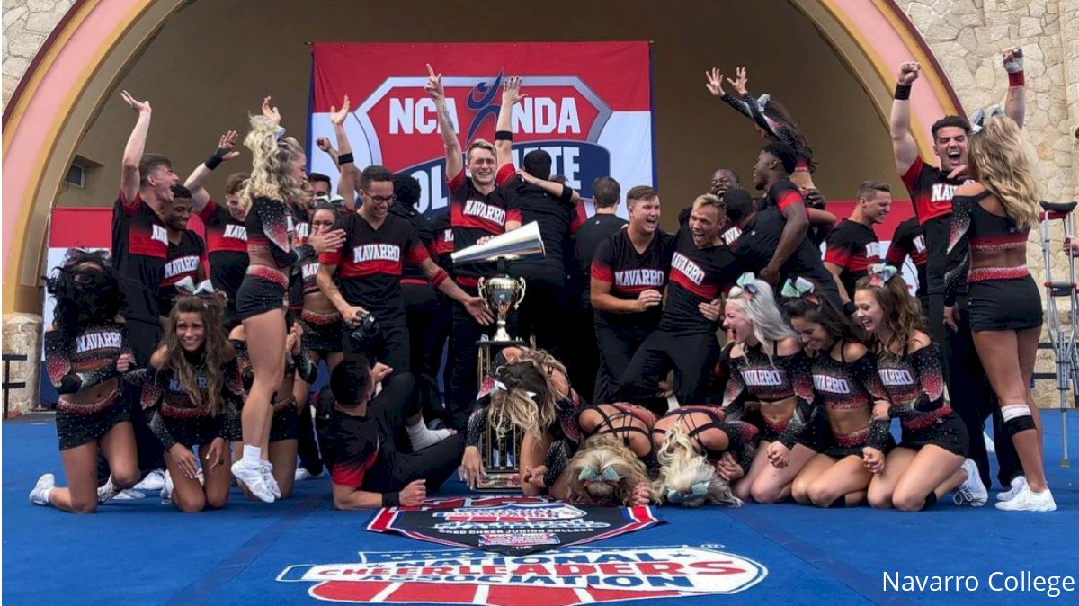 Navarro College Goes For Number 15 At NCA College