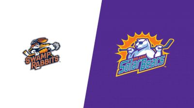 Highlights: Greenville Swamp Rabbits vs Orlando Solar Bears