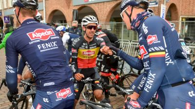 Scheldeprijs: Merlier Unfazed By Cold