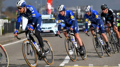 Sam Bennett Shivers Describing Scheldeprijs Sprint