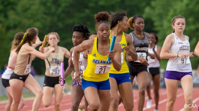 How to Watch: 2021 CAA Outdoor Championships