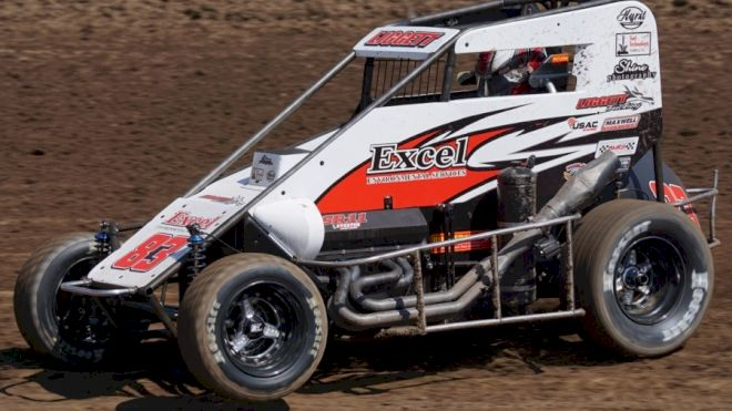 "Hanford Hosts USAC WS Midget ""Madness"""