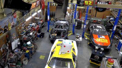Shop Tour: Fearn Motorsports Pavement Late Model Team