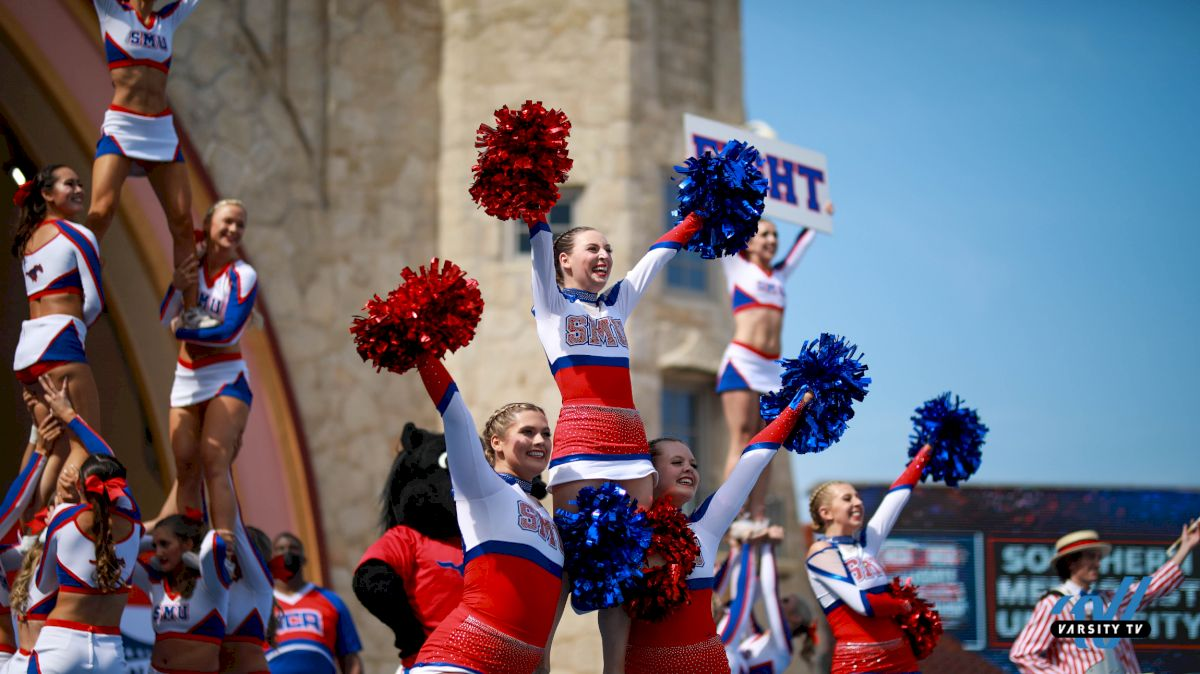30 Spirited Photos From The NCA & NDA Game Day Divisions