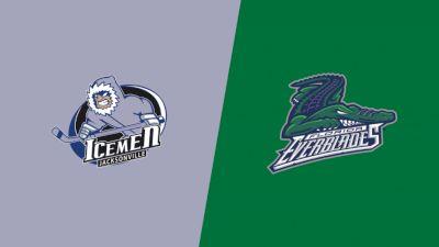 Highlights: Jacksonville Icemen vs Florida Everblades