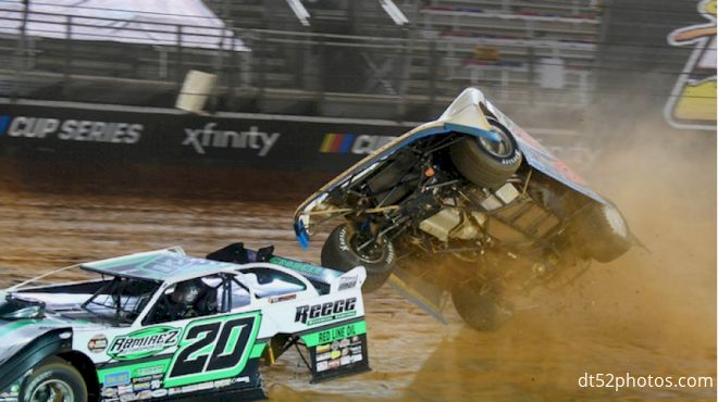 Crashes Show Bristol Is 'Different Animal' On Dirt