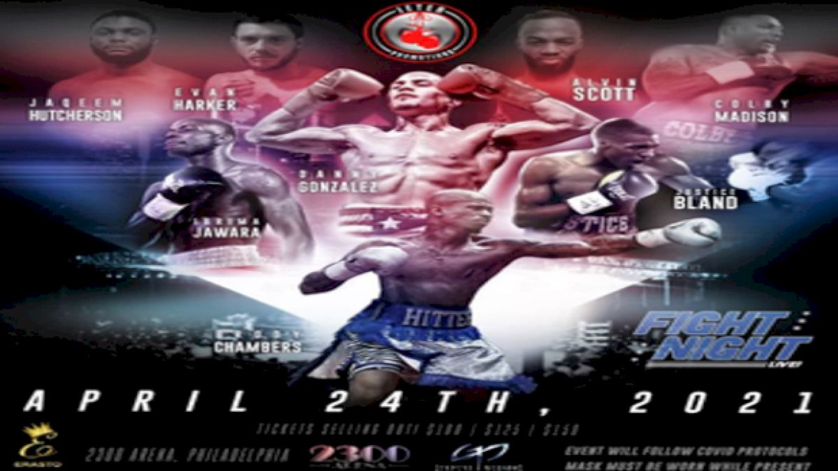 How to Watch: FightNightLive: Jeter Promotions