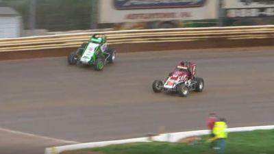 Feature Replay | USAC East Coast Sprints at Port Royal Speedway