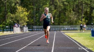 Rheinhardt Harrison Flies To 4:12 1600m With 55s Last Lap