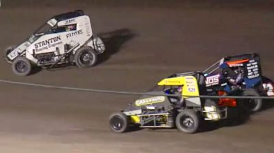 Feature Replay | USAC Midgets Sunday at Port City