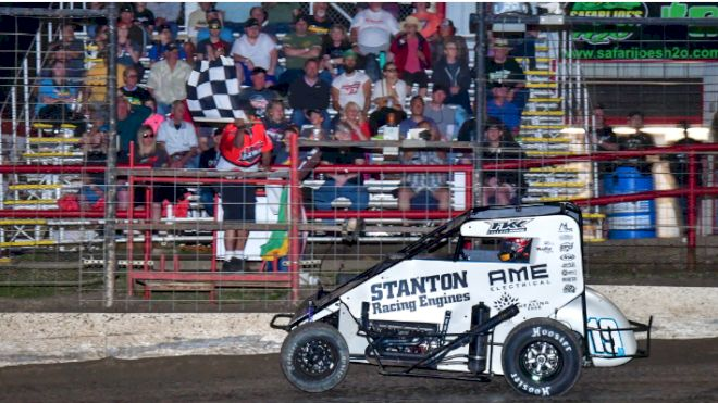Thorson Takes Reinbold-Underwood To 1st At T-Town