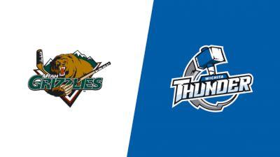 Highlights: Utah Grizzlies vs Wichita Thunder