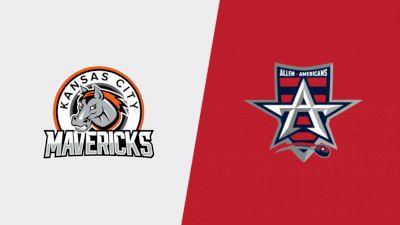 Highlights: Kansas City Mavericks vs Allen Americans