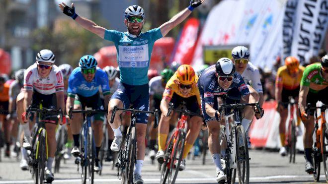 Cavendish Strikes Again On Tour Of Turkey
