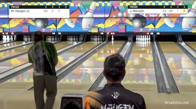 Full Replay: FloZone - 2021 PBA50 Lightning Strikes Open - Semifinals