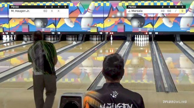 Full Replay: FloZone - 2021 PBA50 Lightning Strikes Open - Semifinals