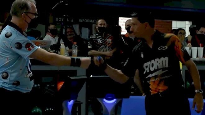 Full Replay: 2021 PBA50 Lightning Strikes Open Title Match