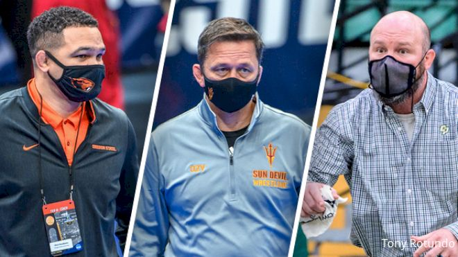 Pac-12 Coaches Fight For The Future Of West Coast Wrestling