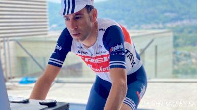 Nibali Breaks Wrist Training At Home In Lugano