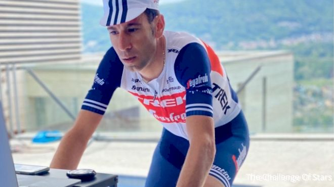 Nibali Breaks Wrist Training At Home In Lugano