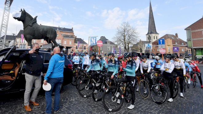 Highlights: Women's Surprise Photo Finish At Brabantse Pijl
