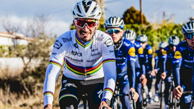 Alaphilippe Extends Deceuninck Contract to 2024