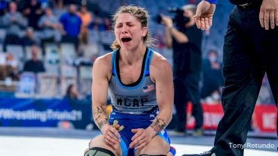 Jenna Burker: 'It's A Lot To See Yourself Bawling On NBC'
