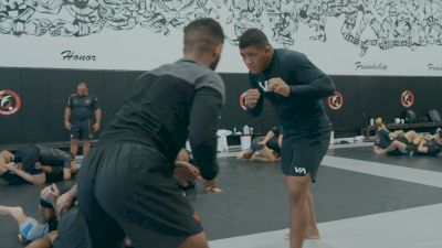 Gilbert Burns Gets Ready For Battle With Rafael Lovato Jr