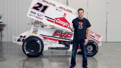 Brian Brown Latest To Go NASCAR Racing; Carrying Sprint Car Banner