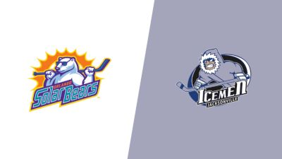 Highlights: Orlando Solar Bears vs Jacksonville Icemen