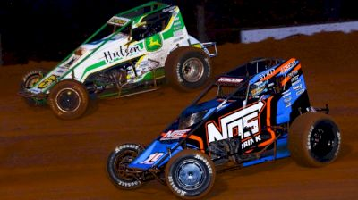 Red Clay Awaits USAC Sprints at Bloomington