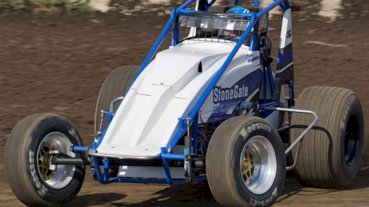 USAC West Coast Sprints Thunder at Tulare
