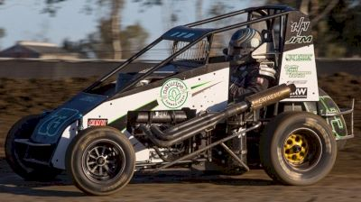USAC WS Midgets Return to Thunderbowl