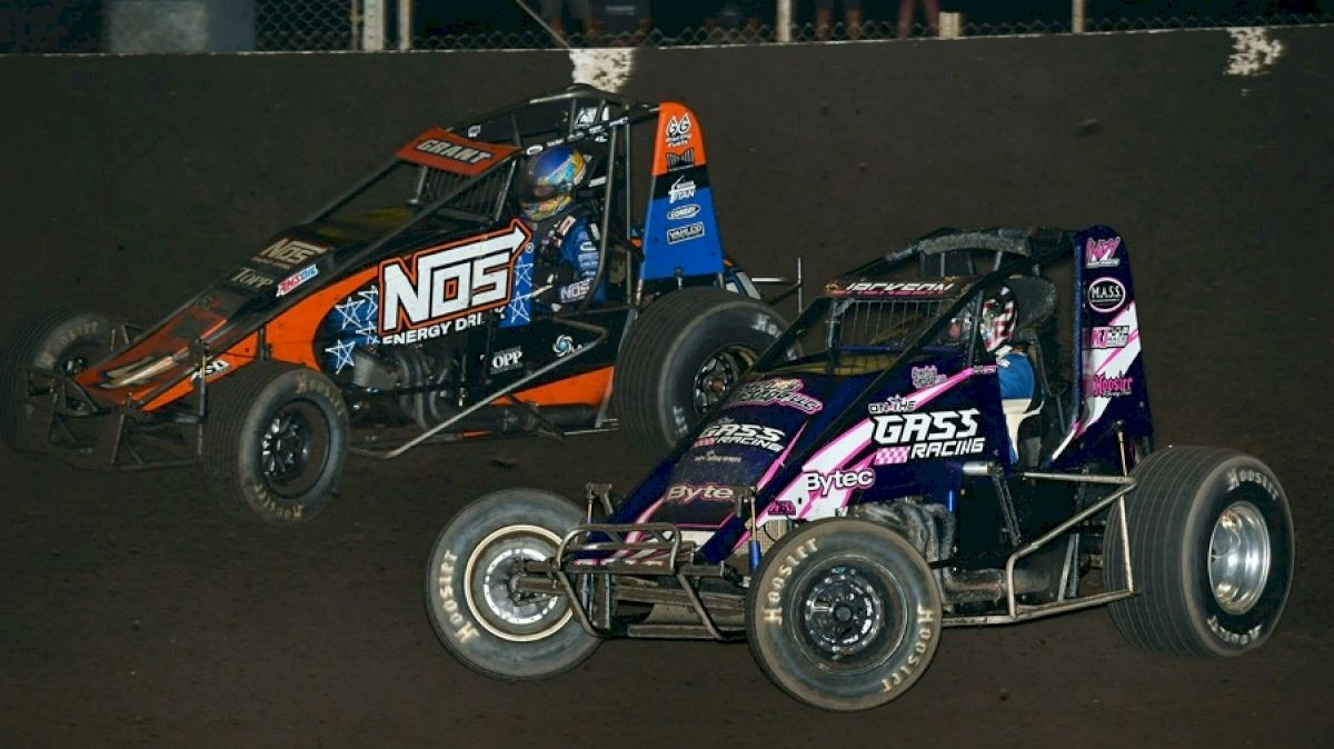 Sprint Showdown Brings USAC Sprints to TSS