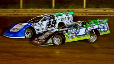 Davenport Claims Inaugural Castrol® FloRacing Night in America Victory