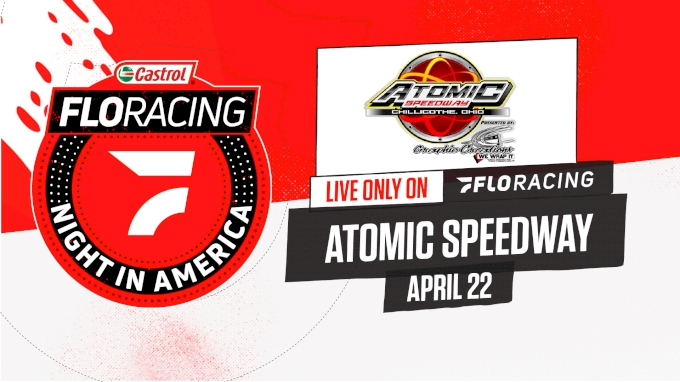 picture of 2021 Castrol FloRacing Night in America at Atomic Speedway