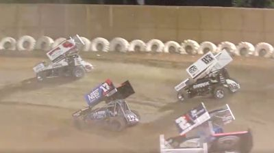 Feature Replay | 360 Sprints at Placerville Speedway