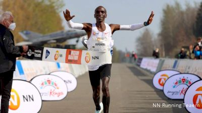 Eliud Kipchoge Runs 2:04:30 To Win The 2021 NN Mission Marathon