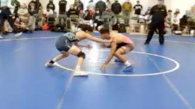 63 kg Quarterfinal - Shayne Van Ness, Blairstown Wrestling Club vs Benjamin Alanis, Team Shutt