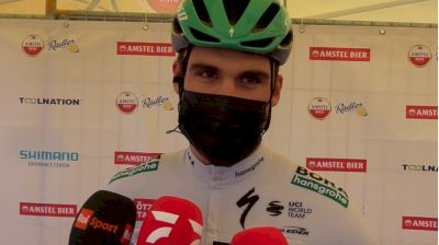 Max Schachmann: 'Less Selective Race' At 2021 Amstel Gold