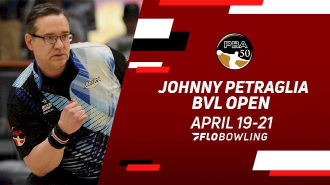 2021 PBA50 Johnny Petraglia BVL Open