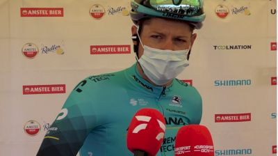 Jakob Fuglsang: 'This Is The Goal' 2021 Amstel Gold