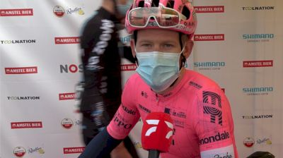 Lawson Craddock: Full Focus For Ardennes Classics at 2021 Amstel Gold