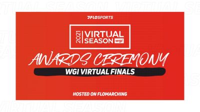 RESULTS: 2021 WGI Virtual Finals Awards Ceremony